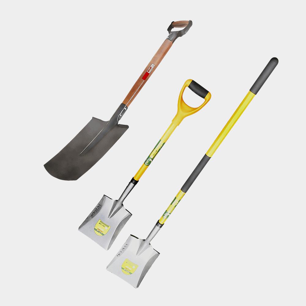 Woo shovel digging
